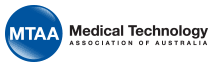 Medical Technology Association of Australia Logo